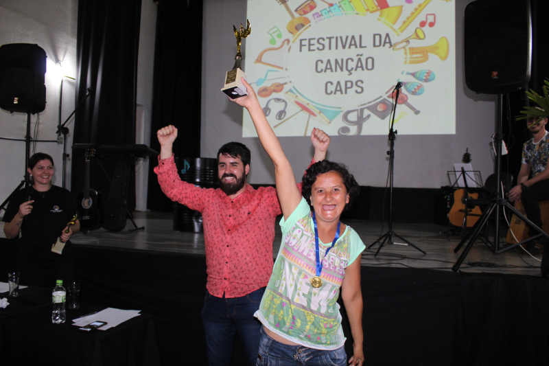 1º Festival da Canção do CAPS